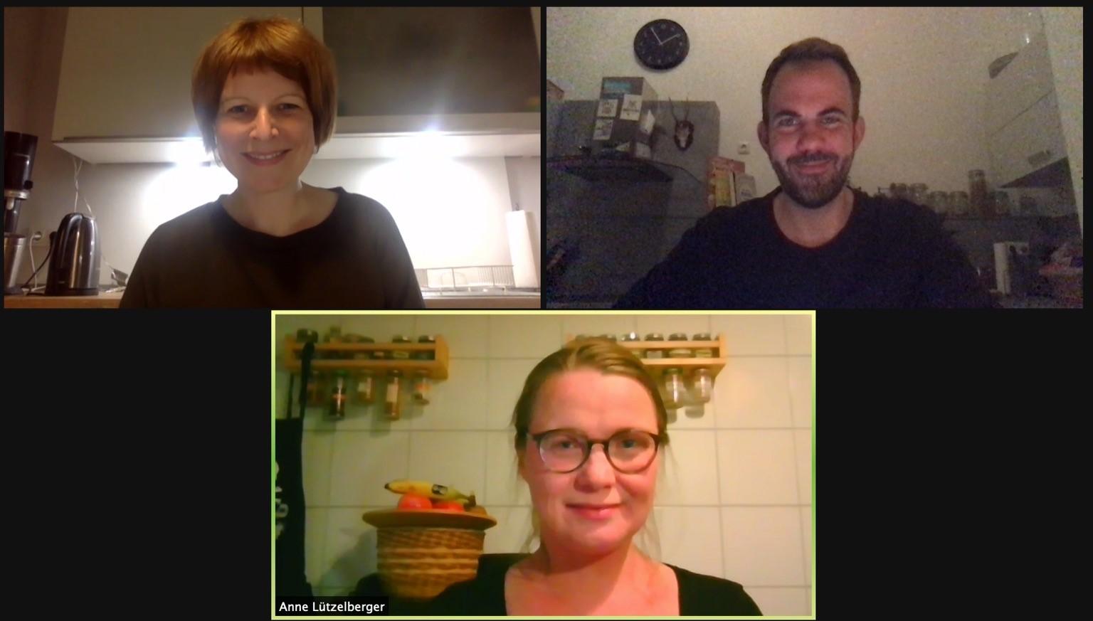 #13 – Podcast-Lernen: Warum wir den KüchenTalk lieben 12.10.2020
